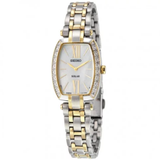 Tressia Mother of Pearl Dial Two-tone Ladies Watch
