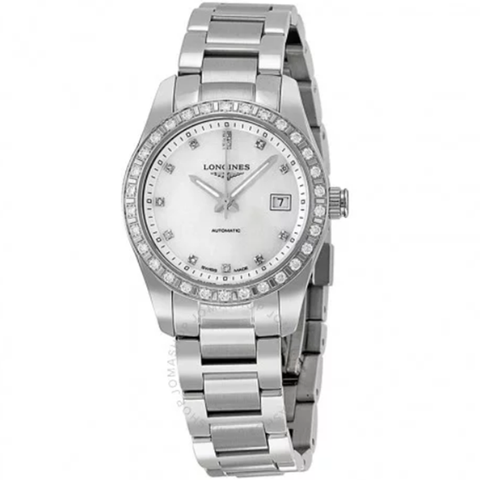 Primaluna Mother of Pearl Stainless Steel Ladies Watch L22850876