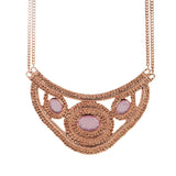 Wendy Williams Crescents of Color Necklace