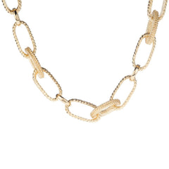 "KJL High Street Multi Textured 19-1/2""Necklace"