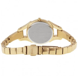 Solar Mother of Pearl Gold-tone Ladies Watch
