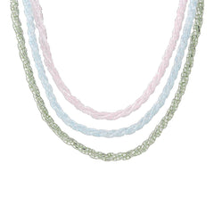 Nolan Miller's Set of 3 Couture Color Bead Necklaces