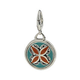 Ann King Sterling Passion Enamel Charm