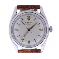 Rolex Oyster Mechanical-Hand-Wind Mens Watch 6022 (Certified Pre-Owned)