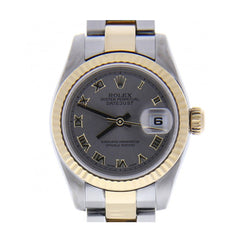 Rolex Datejust Automatic-Self-Wind Women's Watch 179173 (Certified Pre-Owned)