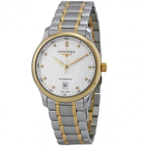Master Collection Two Tone Men's Watch L26285777