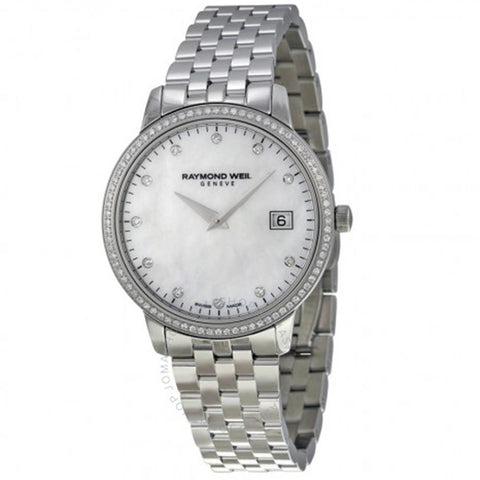 Toccata Mother of Pearl Dial Diamond Ladies Watch 5388-TS-97081