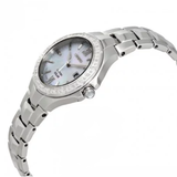 Coutura Mother of Pearl Dial Stainless Steel Ladies Watch