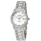 Saint Imier Mother of Pearl Stainless Steel Ladies Watch L25630876