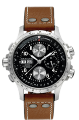 Khaki Aviation X-Wind Auto Chrono (H77616533)