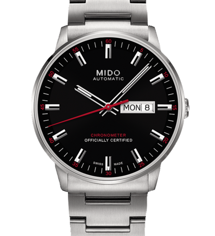 Commander Chronometer (M0214311105100)