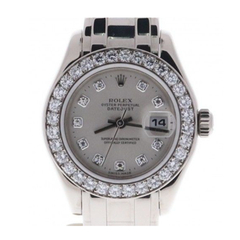 Rolex Pearlmaster Swiss-Automatic Women's Watch 80299