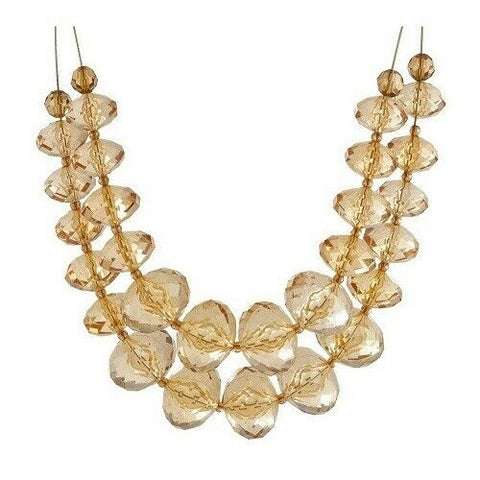 "QVC Joan Rivers Bead Best in Show Strand 18"" Necklace"