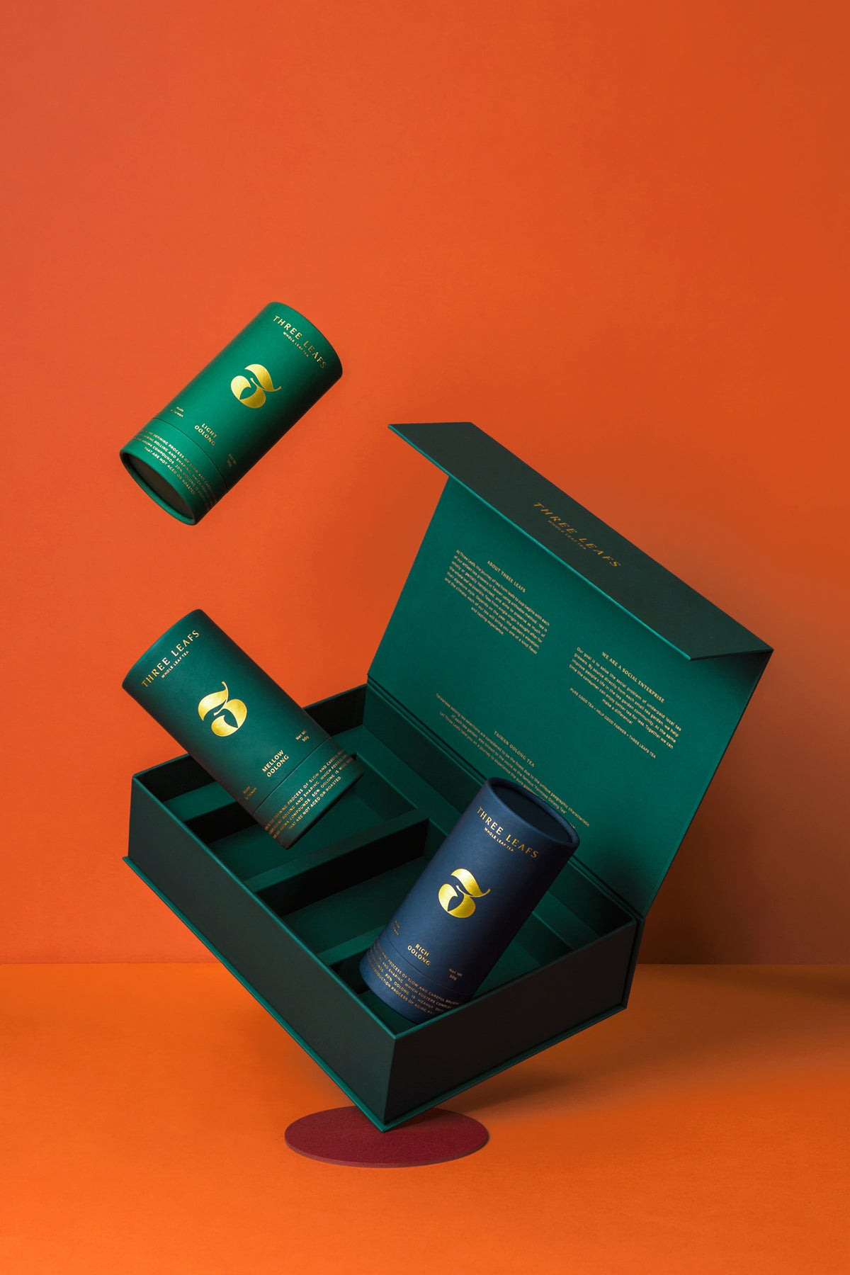 Premium Taiwan Oolong Tea Gift Set