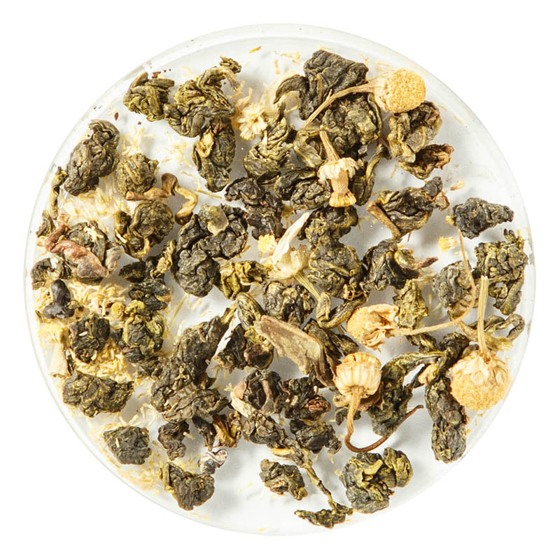 Chamomile Flower Oolong Tea