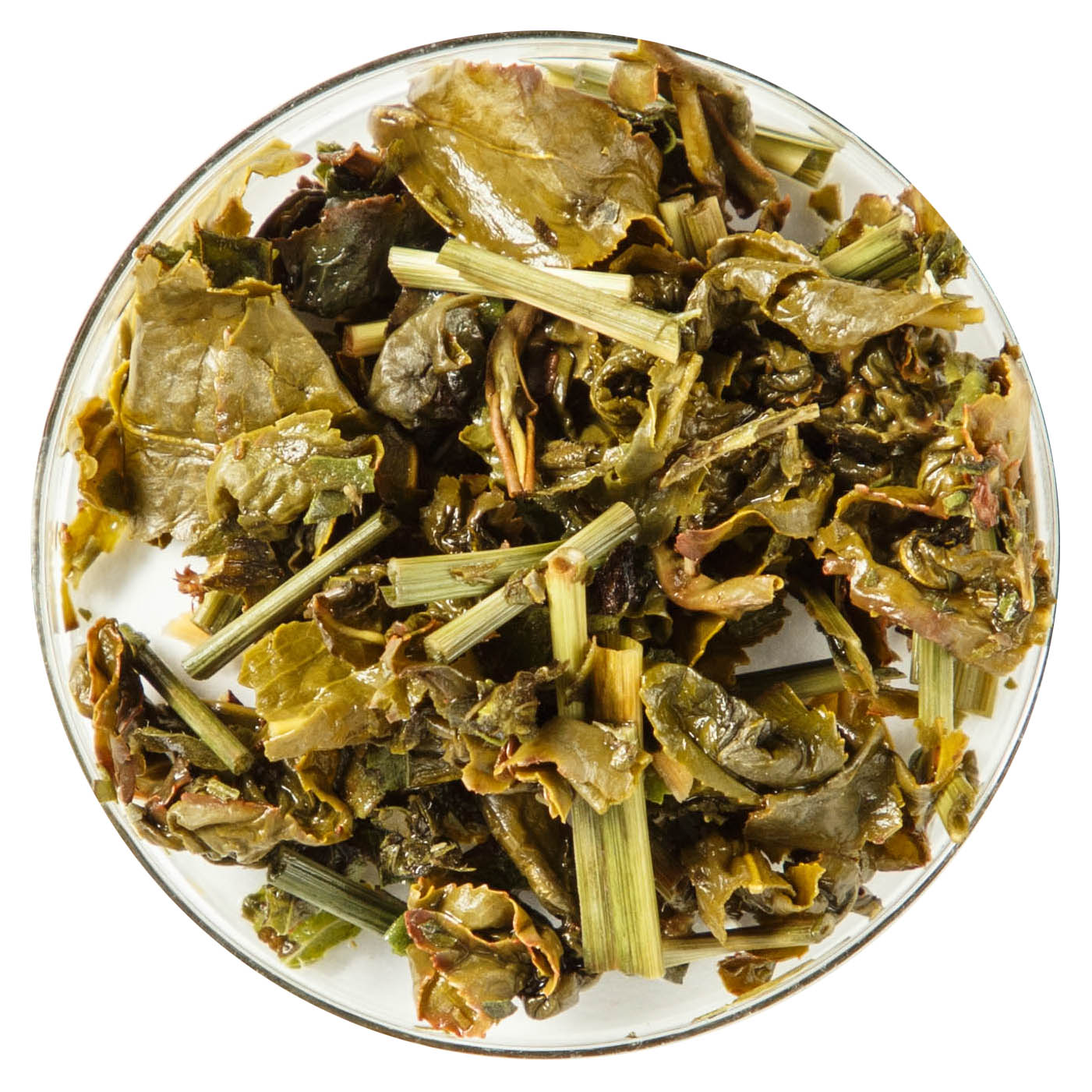 Mint & Lemongrass Oolong Tea