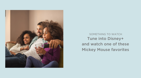 Tune in to watch Mickey Mouse Favorites