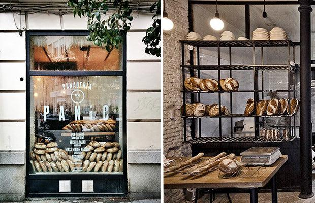Madrid-Places to go, things to eat
