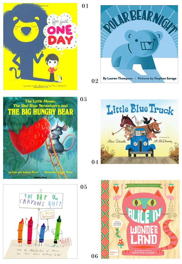 Books You Love for Little Ones