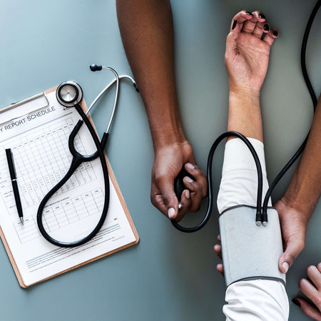 How to Manage High Blood Pressure