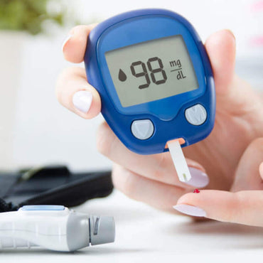 Healthy Lifestyle Can Prevent & Control Diabetes