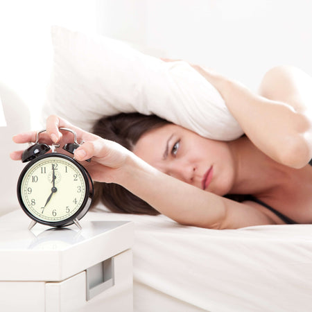 Insomnia & Sleep-Wake Cycle Disorder