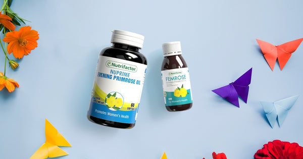 Nuprime Evening Primrose Oil