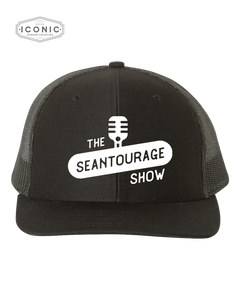 The Seantourage Show - Richardson Snapback Trucker Cap