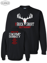 Load image into Gallery viewer, Buck Snort - Heavy Blend Sweatshirt