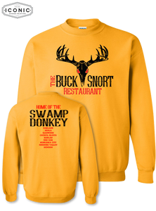 Buck Snort - Heavy Blend Sweatshirt