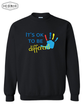 Load image into Gallery viewer, Ok To Be Different - Heavy Blend Sweatshirt