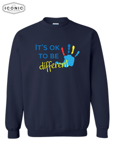 Ok To Be Different - Heavy Blend Sweatshirt