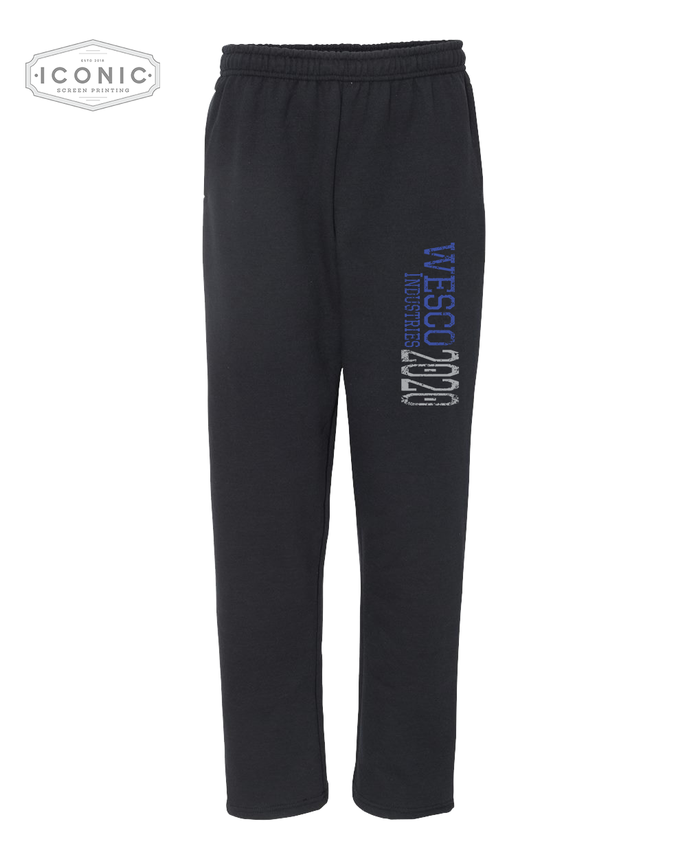 Sweatpants without Pockets Wesco 2020
