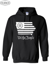 Load image into Gallery viewer, We The People Heavy Blend Hooded Sweatshirt