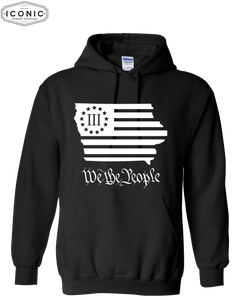 We The People Heavy Blend Hooded Sweatshirt