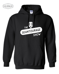 The Seantourage Show Gildan Heavy Blend Hooded Sweatshirt