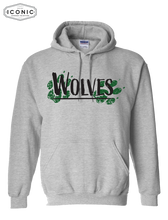 Load image into Gallery viewer, IKM Wolves - Heavy Blend™ Hooded Sweatshirt