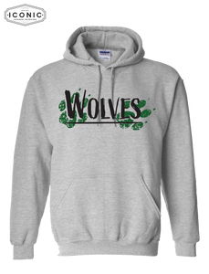 IKM Wolves - Heavy Blend™ Hooded Sweatshirt