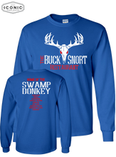 Load image into Gallery viewer, Buck Snort - Ultra Cotton Long Sleeve