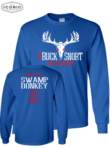 Buck Snort - Ultra Cotton Long Sleeve