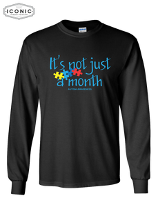 Not Just a Month - Ultra Cotton Long Sleeve