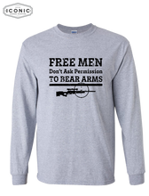 Load image into Gallery viewer, Free Men Ultra Cotton Long Sleeve