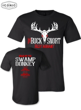 Load image into Gallery viewer, Buck Snort - Unisex Jersey Tee