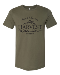 Thank a Farmer Harvest 50/50 Tshirt