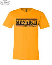 Load image into Gallery viewer, Monarch Track & Field - Unisex Jersey Tee