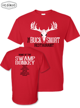 Load image into Gallery viewer, Buck Snort - DryBlend T-shirt
