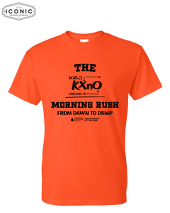 The Morning Rush -DryBlend T-Shirt