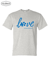 Load image into Gallery viewer, Love Autism Awareness - Dryblend Tshirt