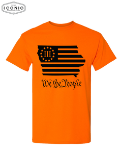 We The People - Unisex Jersey Tee