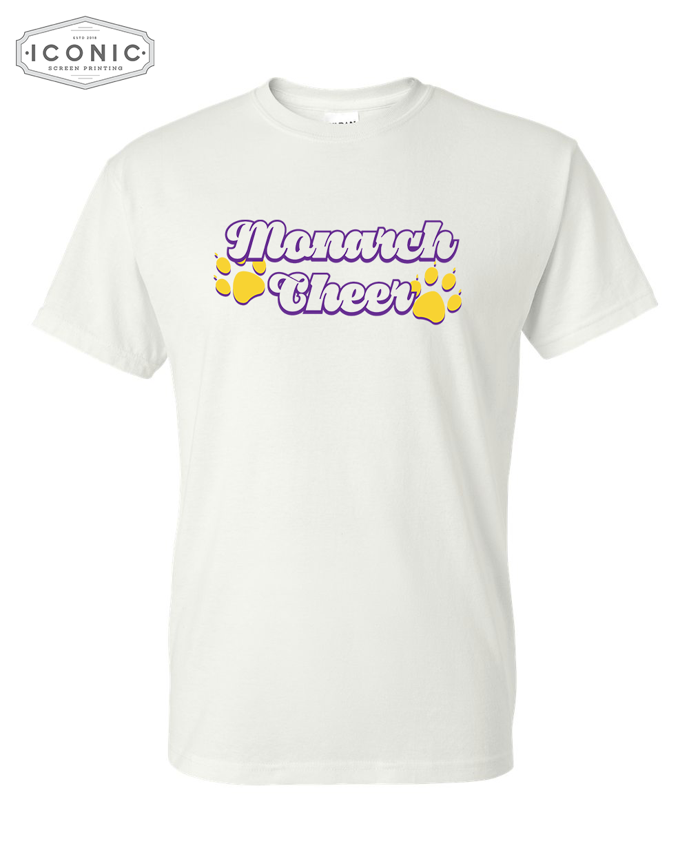 Monarch Cheer - DryBlend T-Shirt